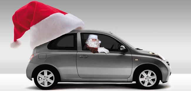 5 Christmas driving mistakes to avoid