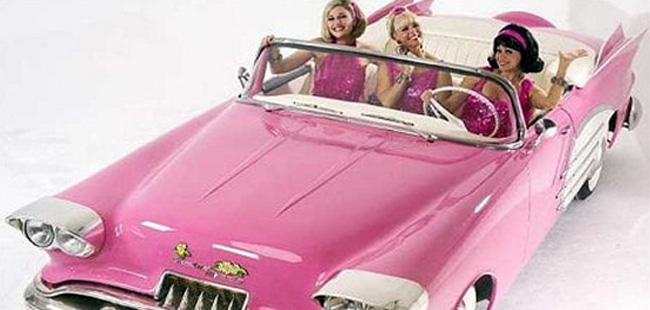 Revealed! What women want in a car!