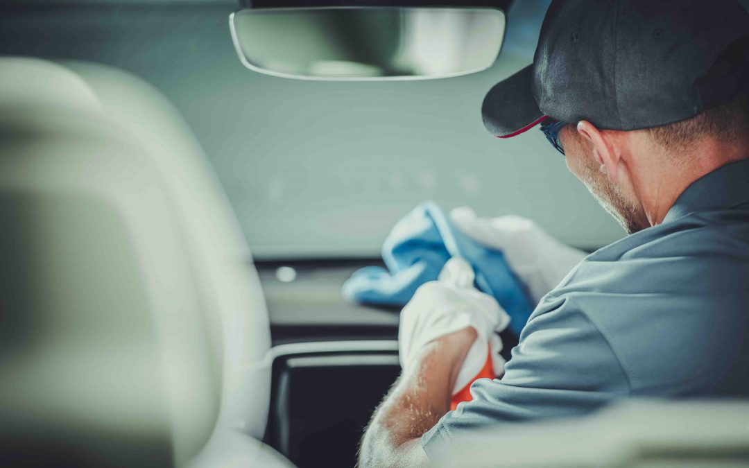 How To Get Rid Of Bad Smells In Your Car