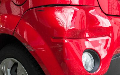 7 Most Common Causes of Dents to Your Vehicle